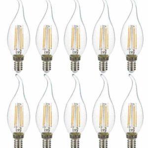 لامپ فیلامنتی 4 وات SHC بسته 10عددی