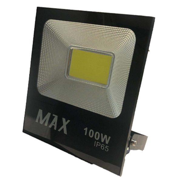 پرژکتور ال ای دی 100 وات مکس کد COB