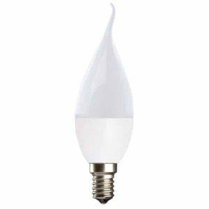 لامپ ال ای دی 6 وات مدل اشکی c_18 پایه E14