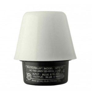 رله روشنایی فتوسل مدل MPS-101 کد 25A