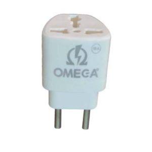 مبدل برق امگا مدل 00016